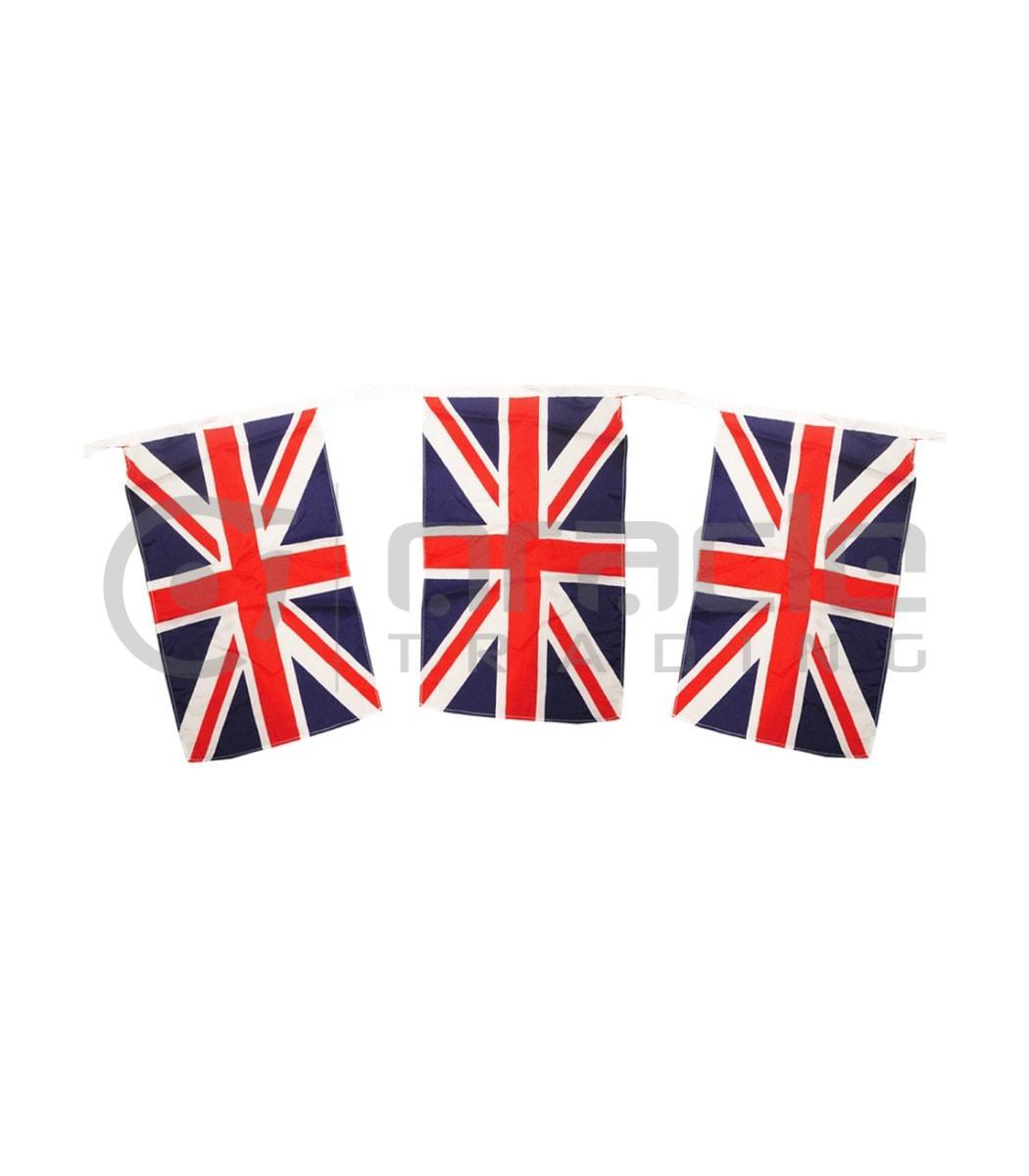 "UK String Flag (Union Jack) - 6""x9"""