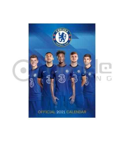 Chelsea 2021 Calendar