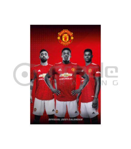 Manchester United 2021 Calendar