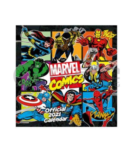 Marvel Comics 2021 Calendar