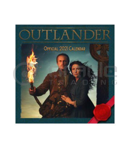 Outlander 2021 Calendar