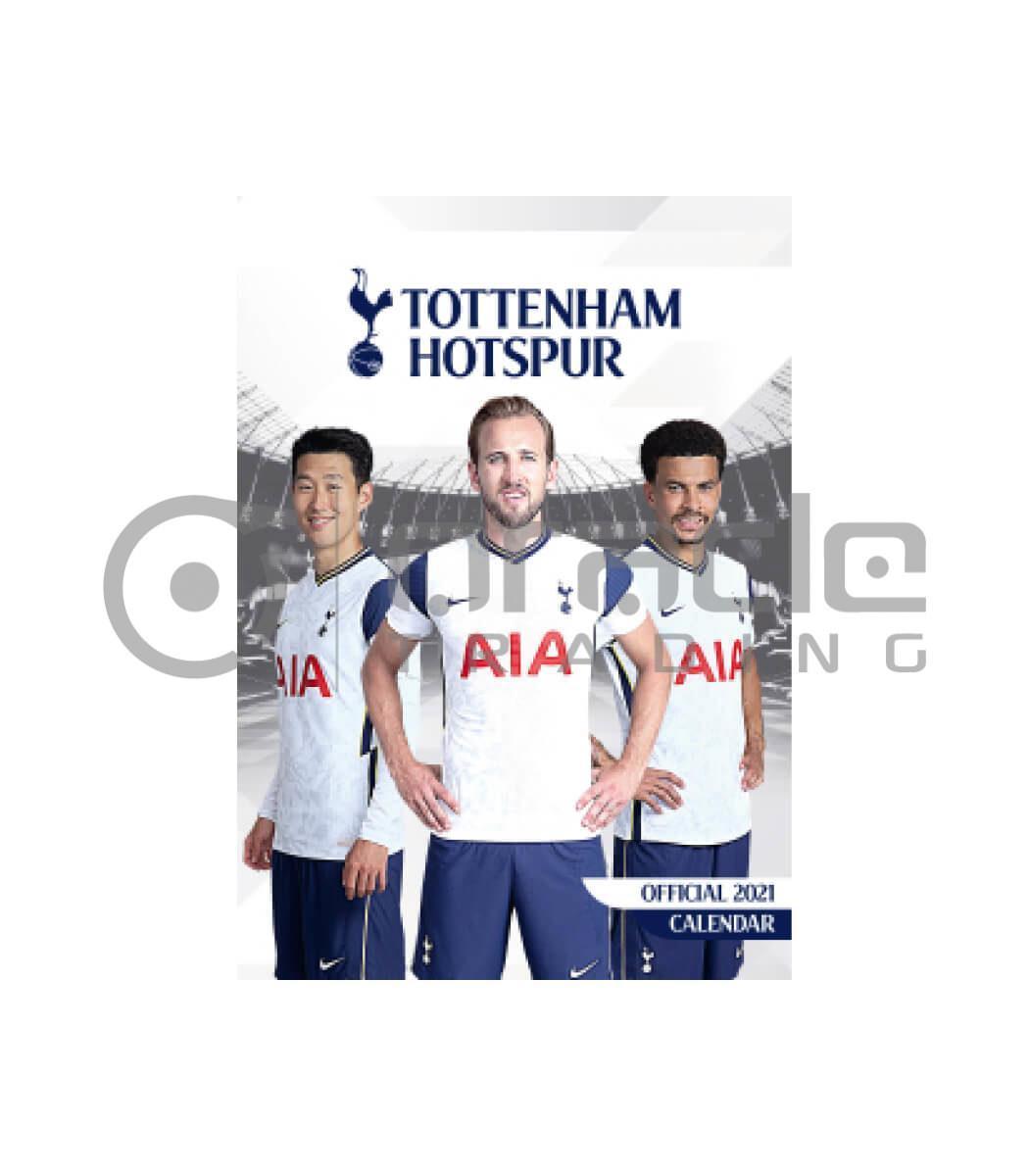 Tottenham 2021 Calendar