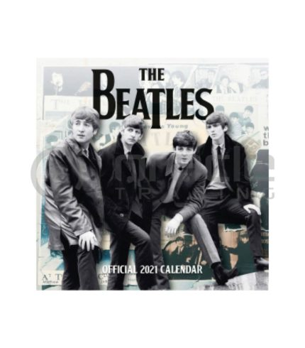The Beatles 2021 Calendar