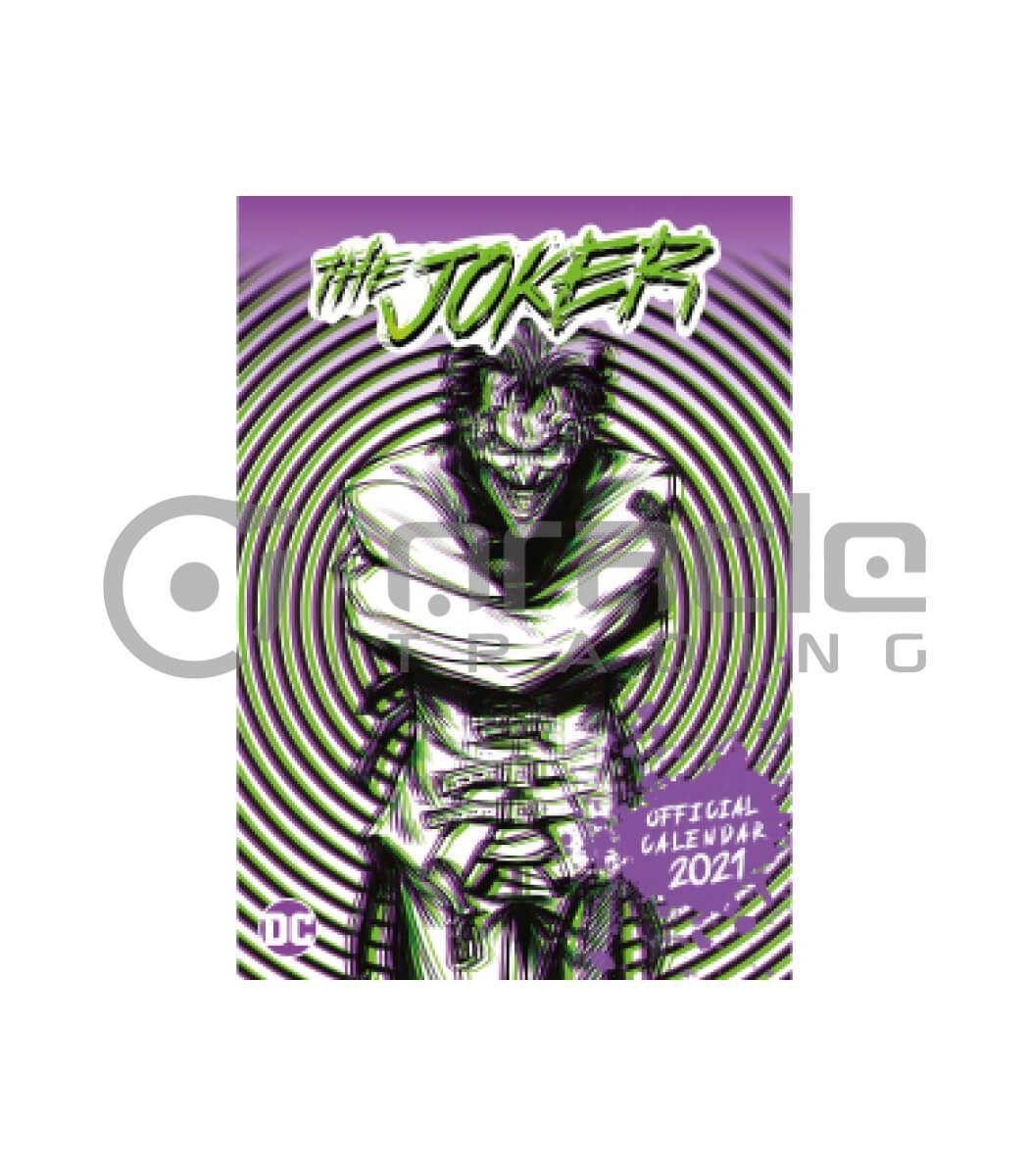 Joker 2021 Calendar