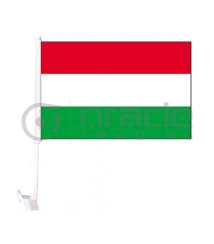 Hungary Car Flag (Air Shipment Price)