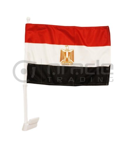Egypt Car Flag