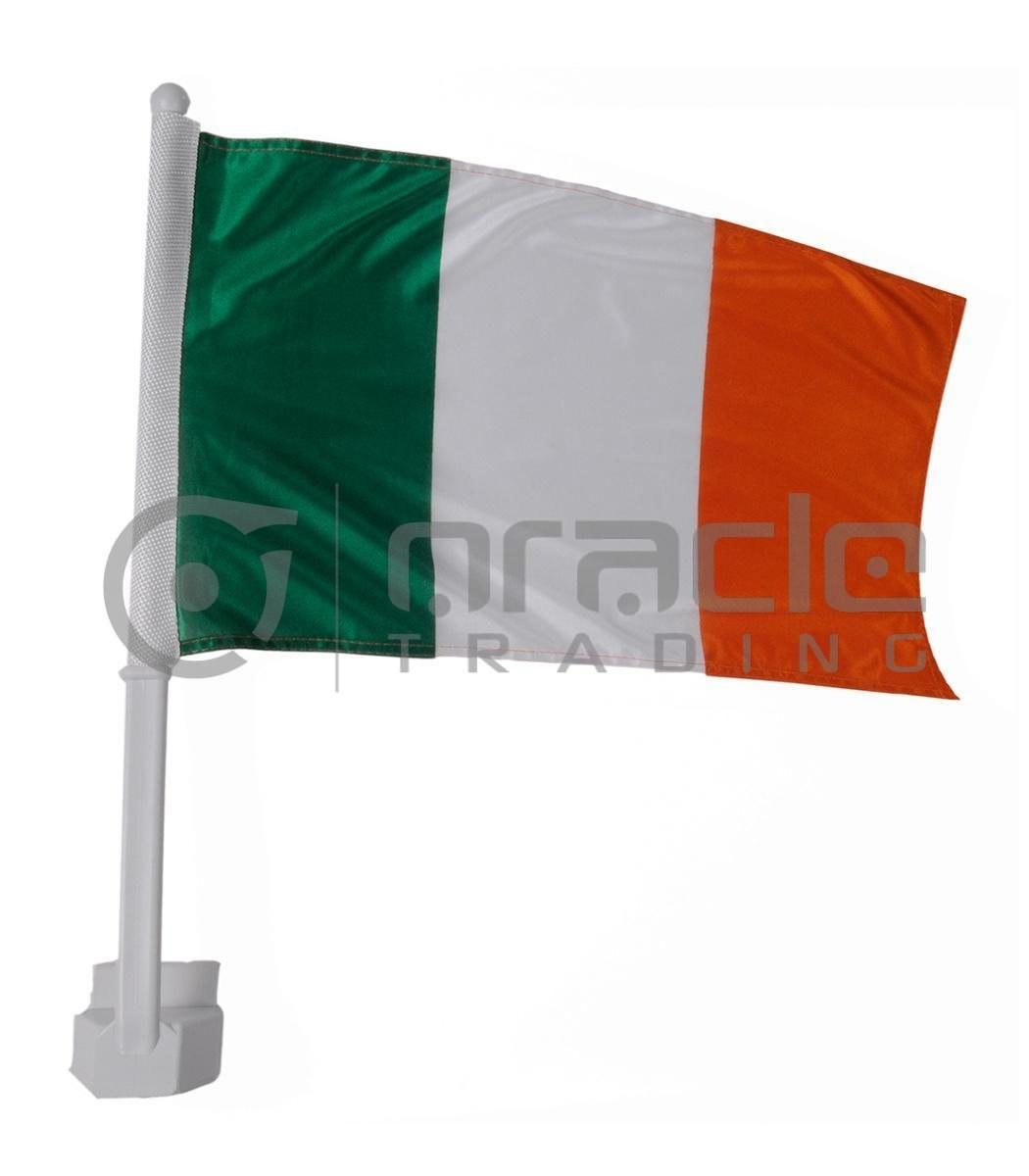 Ireland Car Flag
