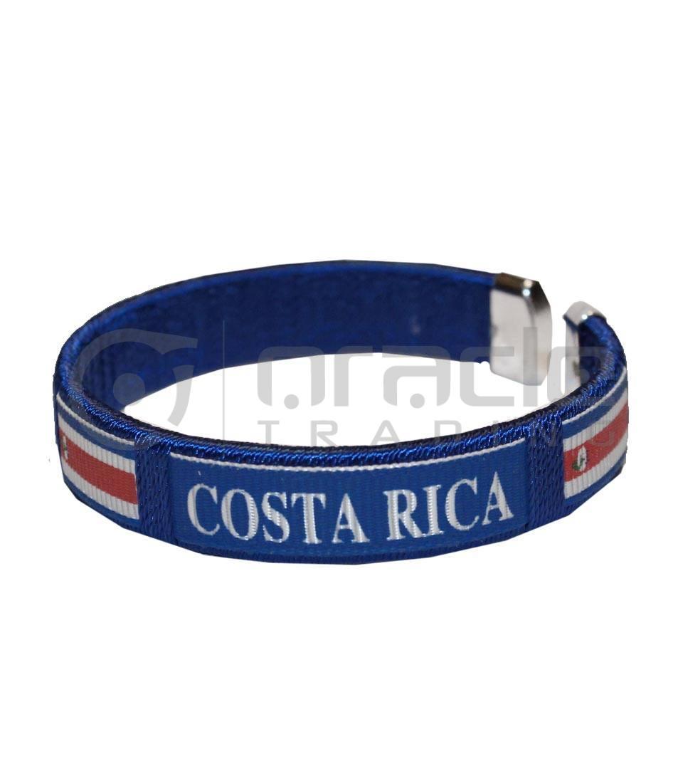 Costa Rica C Bracelets 12-Pack