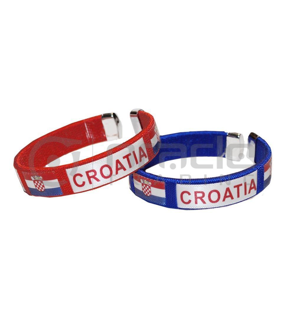 Croatia C Bracelets 12-Pack
