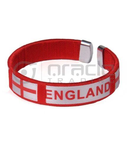 England C Bracelets 12-Pack