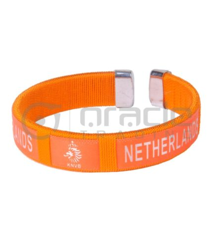 Holland C Bracelets 12-Pack - Orange
