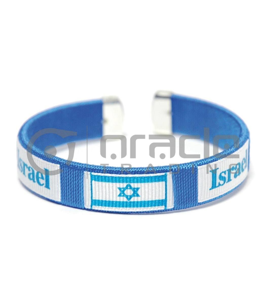 Israel C Bracelets 12-Pack
