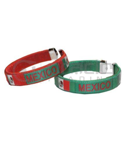 Mexico C Bracelets 12-Pack