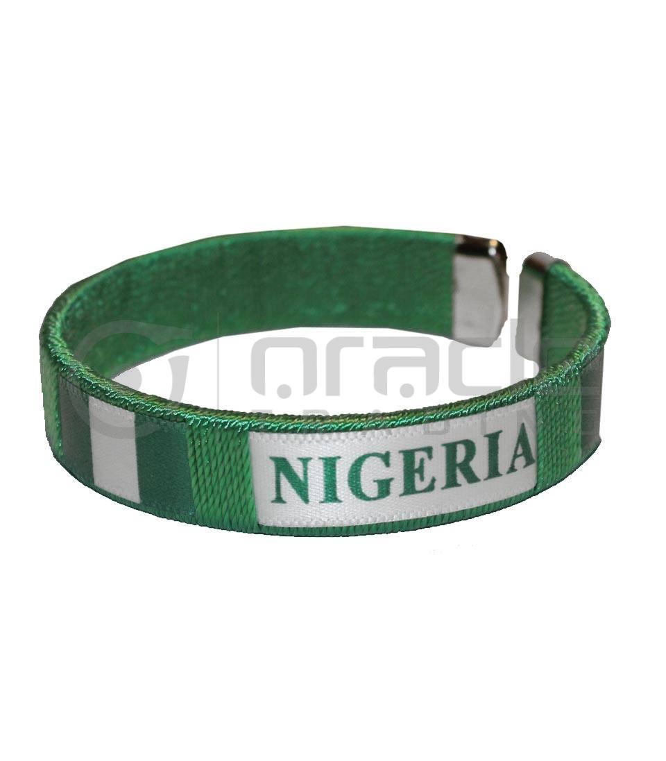 Nigeria C Bracelets 12-Pack