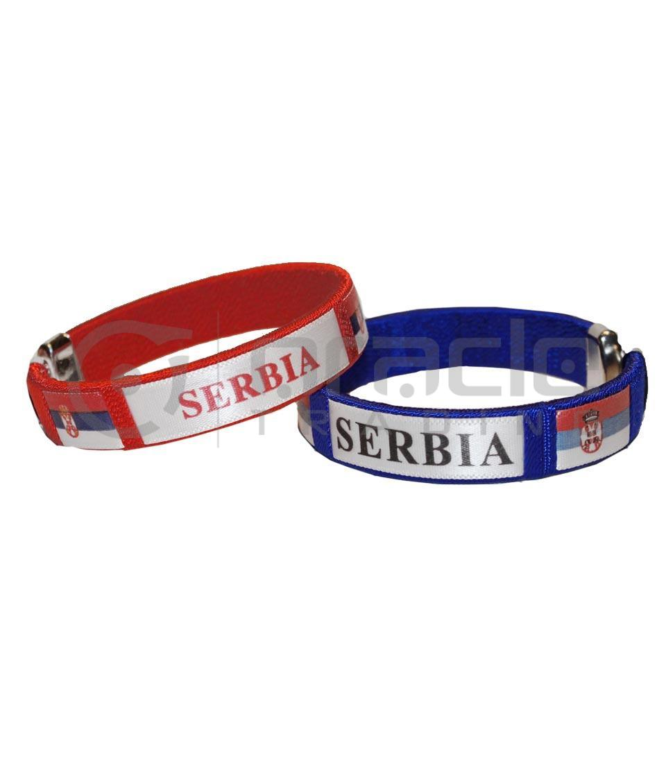 Serbia C Bracelets 12-Pack