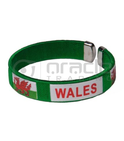Wales C Bracelets 12-Pack