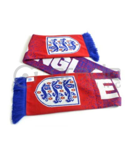 England FA Knitted Scarf - Speckled
