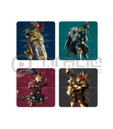 Warhammer 4-Pack Coaster Set
