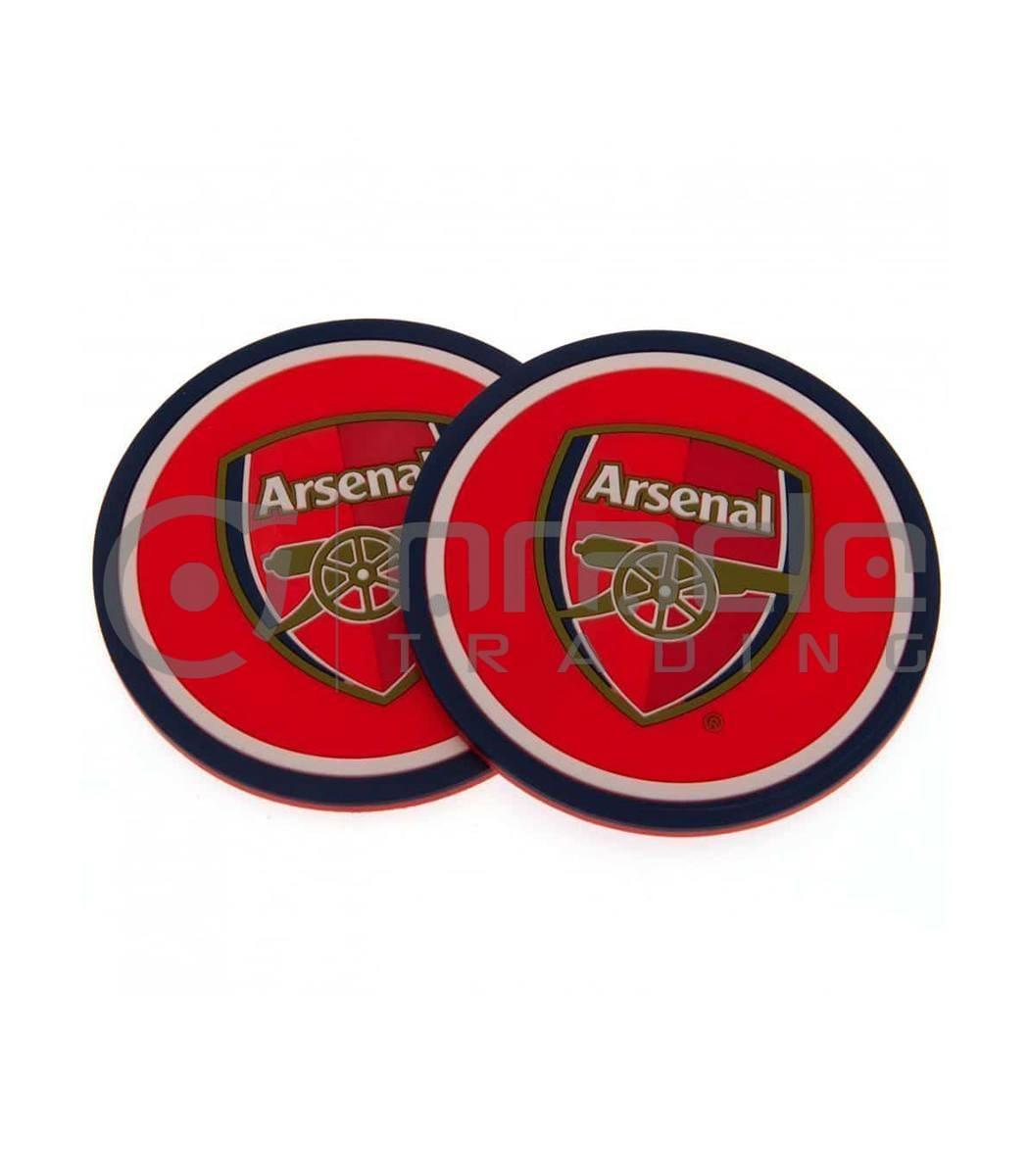 Arsenal Coaster Set