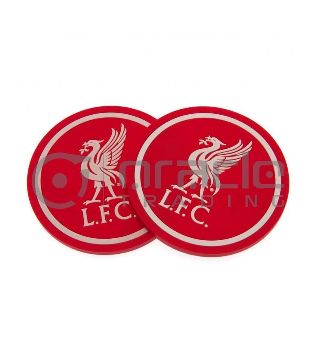 Liverpool Coaster Set