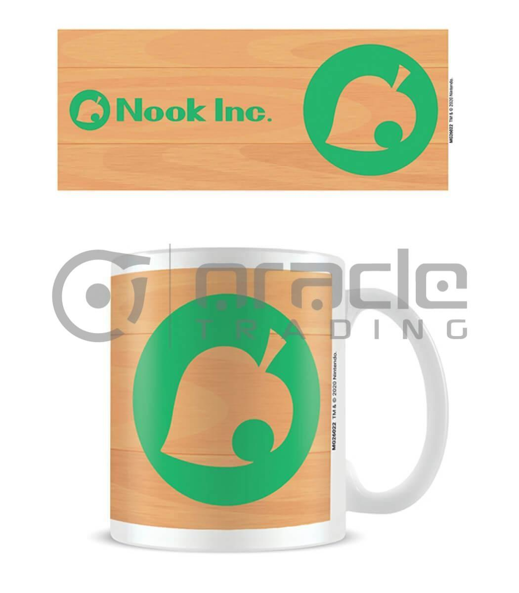 Animal Crossing Mug - Nook Inc.