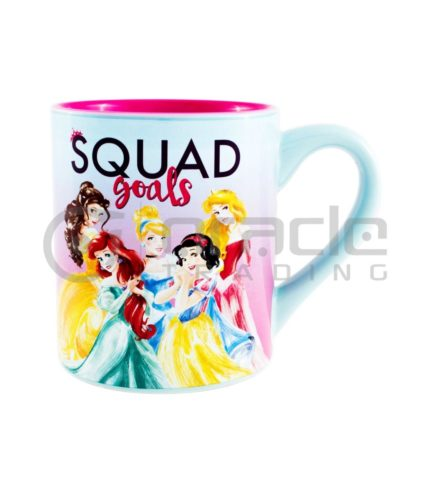 Disney Princess Mug - Squad Goals