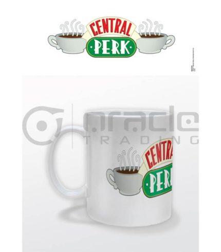 Friends Mug - Central Perk (White)