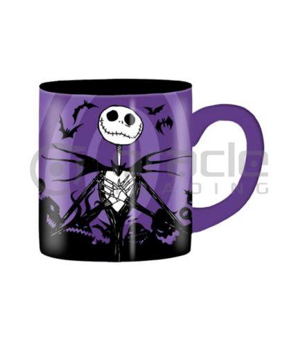 Nightmare Before Christmas Mug - Purple Love