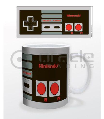 Nintendo Mug - NES Wrap