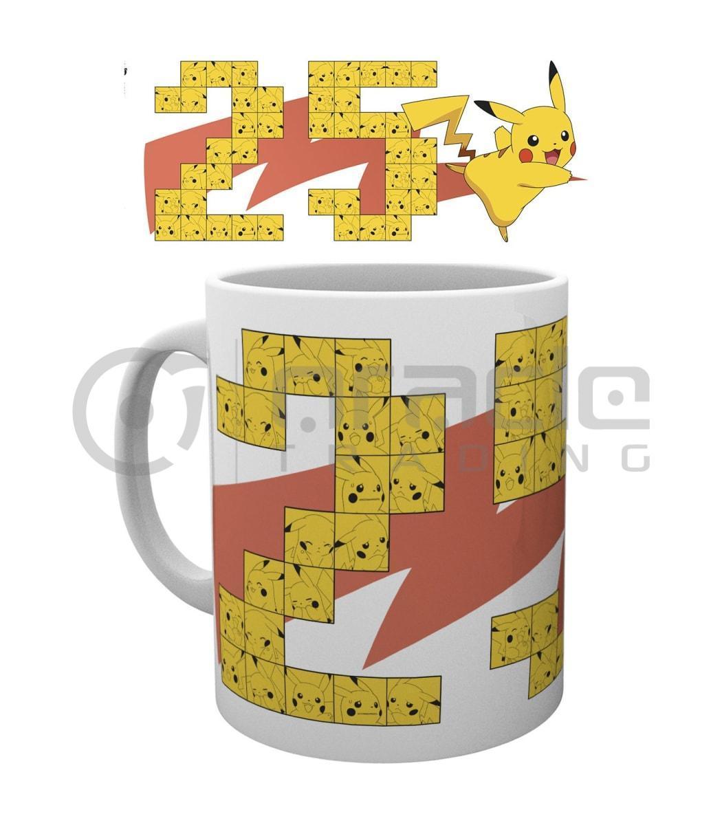 Pokémon Mug - #25