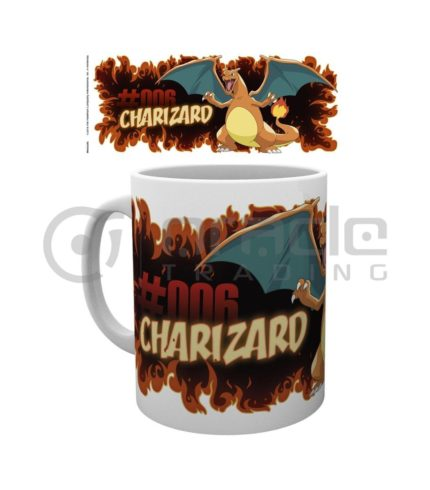 Pokémon Mug - Charizard Fire