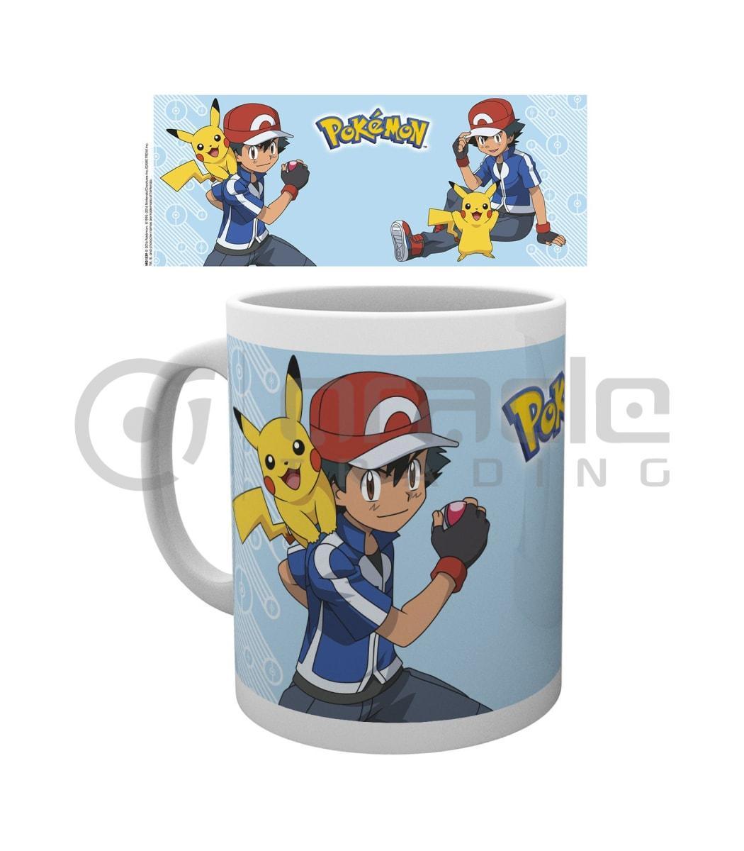Pokémon Mug - Ash