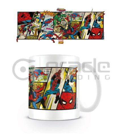 Spiderman Mug - Comics