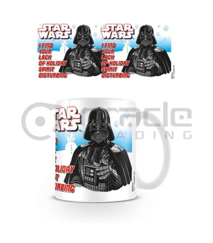 Star Wars Mug - Holiday Spirit