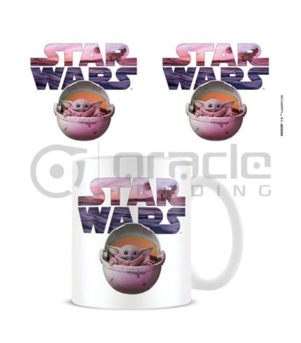 Star Wars: The Mandalorian Mug - Cradle