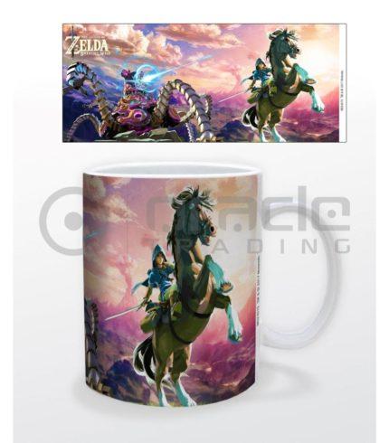 Zelda Mug - Guardian Chase
