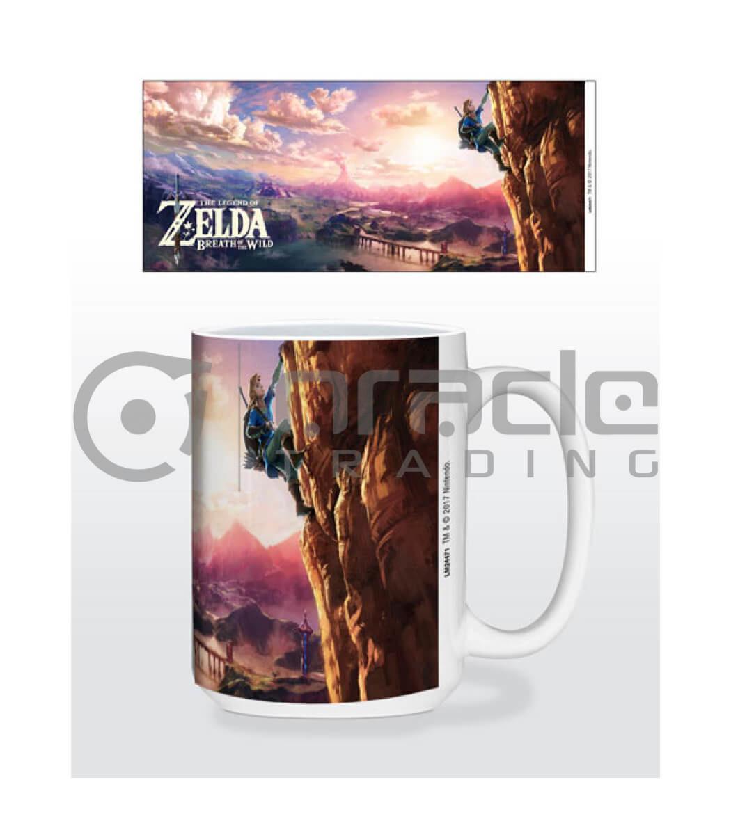Zelda Mug - The Climb