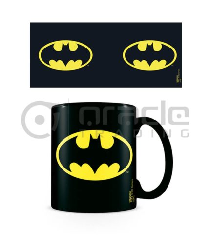Batman Mug - Inner Coloured