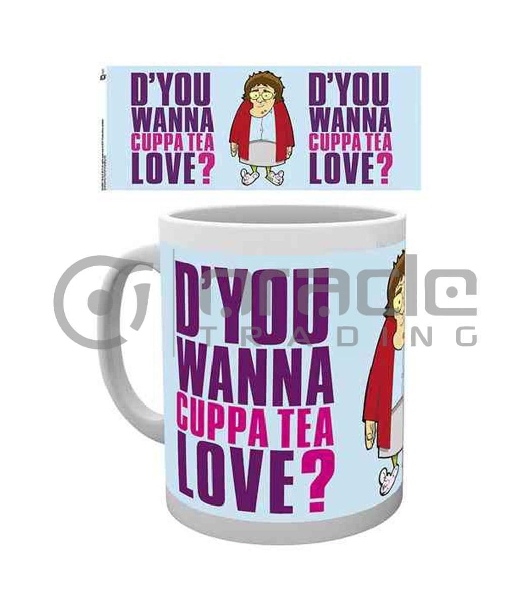 Mrs. Brown's Boys Cuppa Tea Love Mug