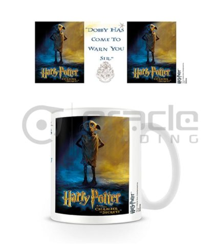 Harry Potter Dobby Mug (Dobby's Warning)