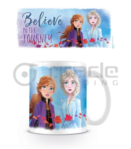 Frozen Mug - Believe in the Journey