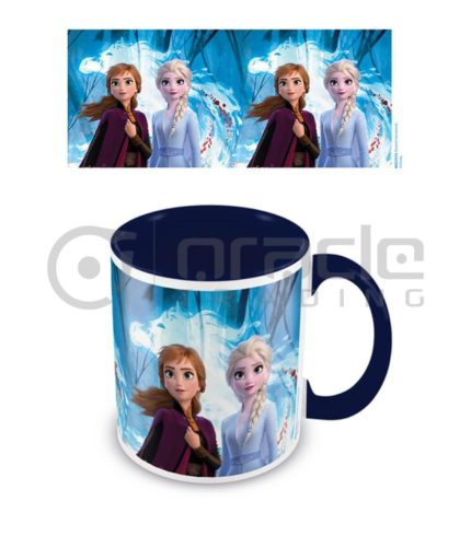 Frozen Guiding Spirit Mug - Inner Coloured