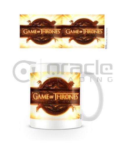 Game of Thrones Logo Mug
