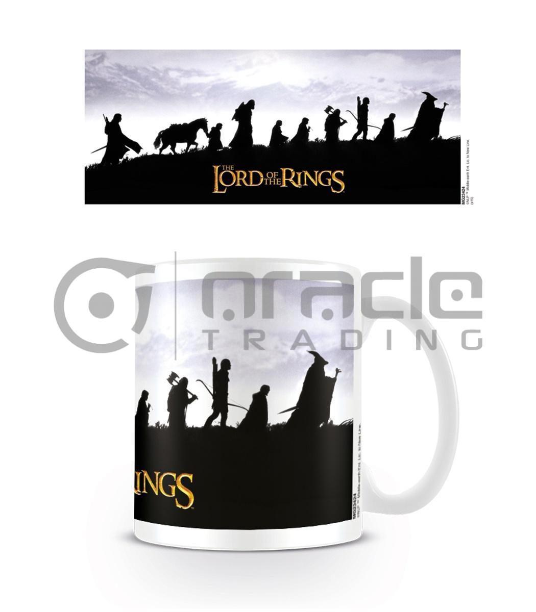 Lord of the Rings Mug - Fellowship