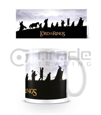Lord of the Rings Fellowship Mug