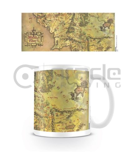 Lord of the Rings Mug - Middle Earth