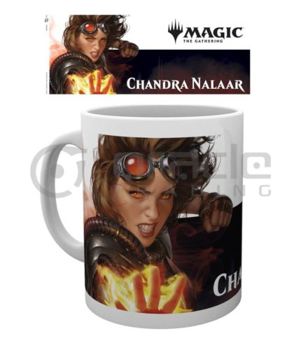 Magic the Gathering Mug - Chandra