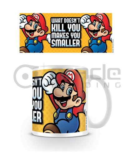 Super Mario Mug (Makes You Smaller)