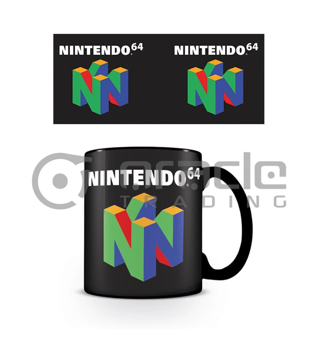 Nintendo Mug (N64)