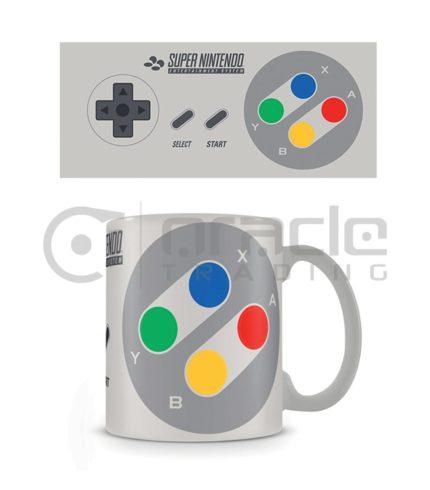 Nintendo Mug (SNES Controller)